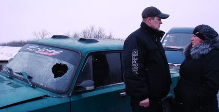 Копанка у Енакиево