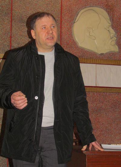 Директор ДРШФ Леонид Матюшенко