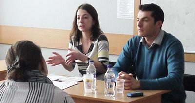 Виктория Веремеенко и Седрик Гра: Соискателям важно доказать серьезность своих намерений.