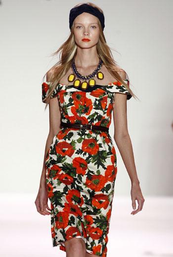 Тенденции моды на весну. Такой наряд подарит настроение окружающим.