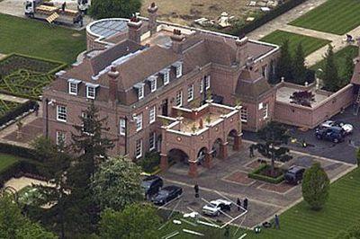 Бывший дом Бекхэмов