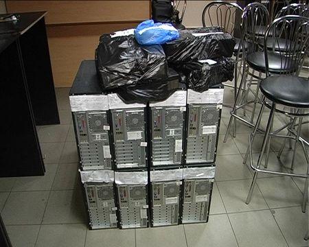 На Донетчине пресечена деятельность 12 букмекерских контор (ФОТО)