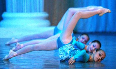 IX международный фестиваль Гран Па прошел в Донецке.