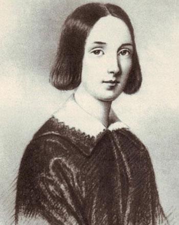 Кузина и жена Александра Герцена - Натали (Захарьина).