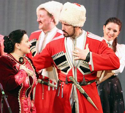 кубанский казачий хор знакомства