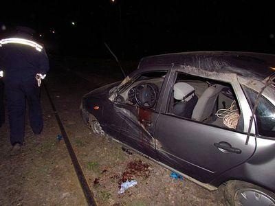 Авария в Мариуполе