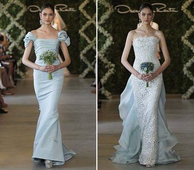 Свадебная мода-2013
