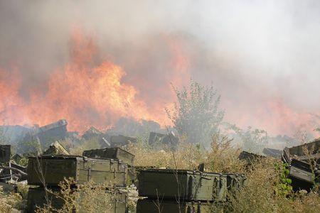 Радиоактивный могильник в Донецке