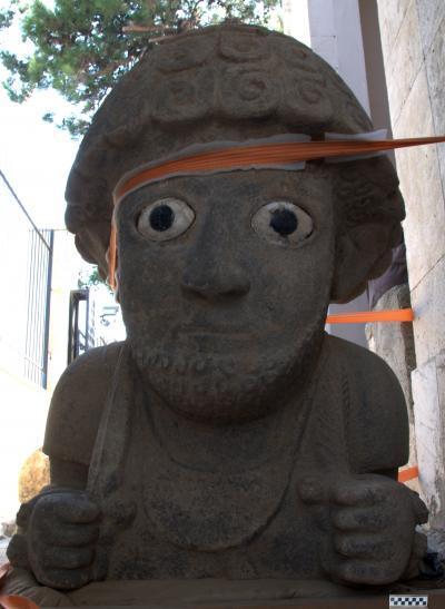 В Турции нашли скульптуру царя древних хеттов