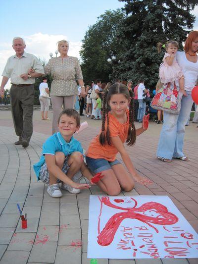 Краски лета в парке Щербакова