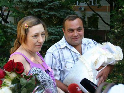 Сотрудники макеевского гаи помогли родиться ребенку