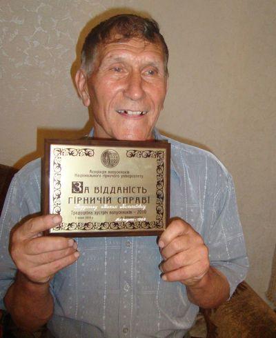 Николай Загрунный