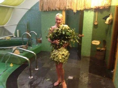 волочкова в бане фото ню