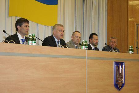 Новый начальник СБУ в Донецкой области
