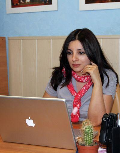 Юлия Шихат-Саркиссова уверена,  что девушка со своей работоспособностью  может дать фору любому мужчине!