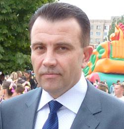 Мэр Дружковки Валерий Гнатенко