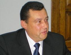 Мэр Шахтерска Александр Наумович