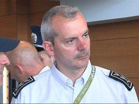 Милиция и полиция в аэропорту Донецка