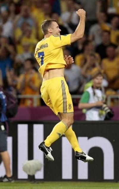 Евро 2012 украина вырвалась в лидеры