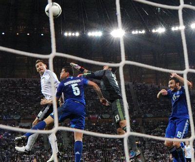 Евро-2012. Германия - Греция