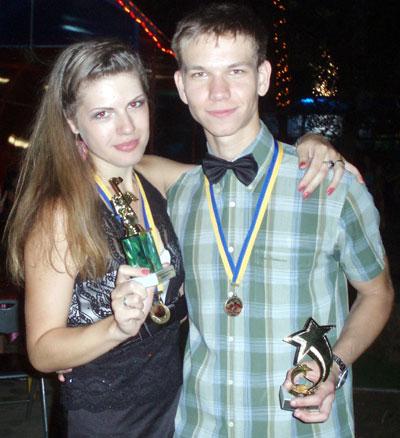 Яна Гончар и Дмитрий Буханцов победили в краматорской Битве голосов.