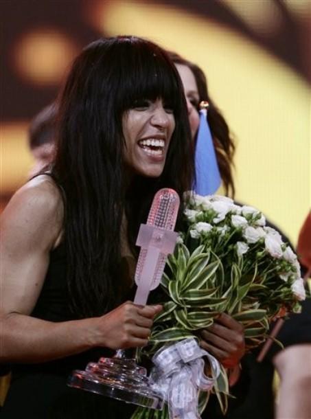 Лориин - победительница конкурса Евровидение-2012
