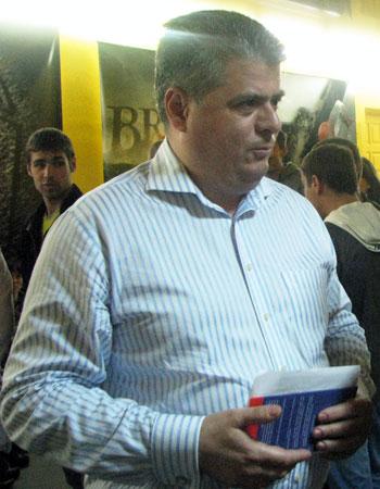 Генконсул Зураб Квачадзе уверен, что все праздники грузины и украинцы просто обязаны отмечать вместе, как старые добрые друзья.