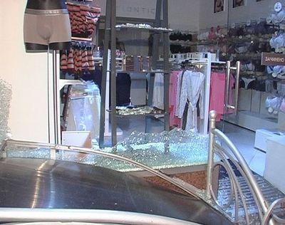 В Киеве обстреляли кафе