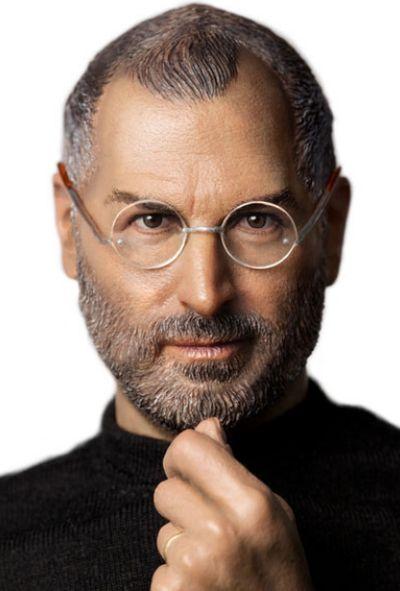 В Японии сделали модель Стива Джобса