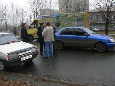 Краматорск ДТП