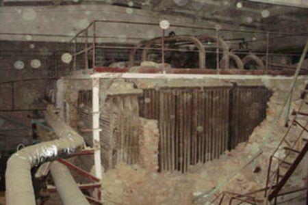 Взрыв котла в котельной в Шахтерске