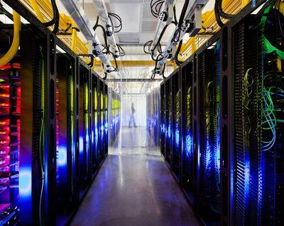 Google показал, где рождается Интернет