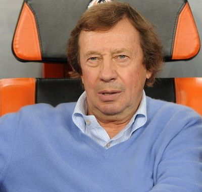 Юрий Семин - тренер Динамо