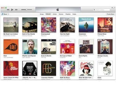 Новый iTunes