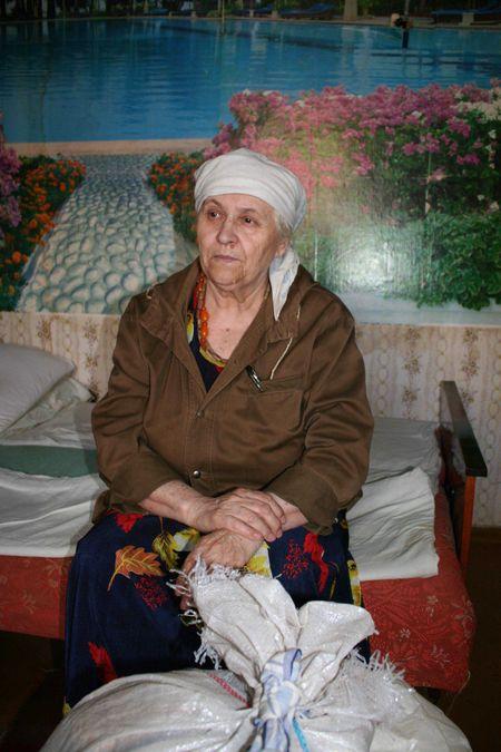Неля Арсеньевна потеряла мужа и осталась без своего угла.