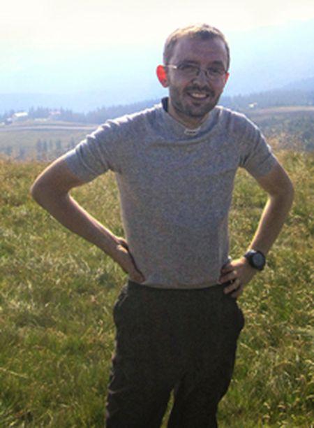 Чешский фотограф  Томаш Драбек в восторге от бескрайних донецких степей!