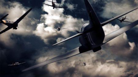 Самолётные бои очень натуральны.