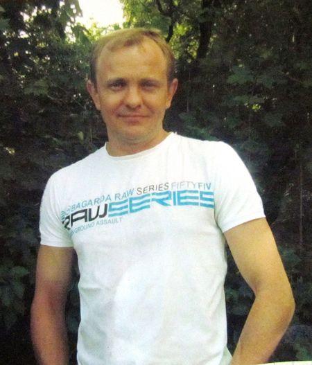 Иван Харченко,  ему было только 37…