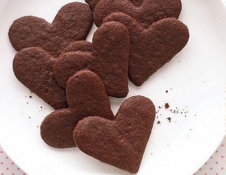Рецепты на День влюбленных