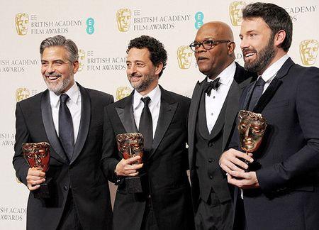 BAFTA-2013