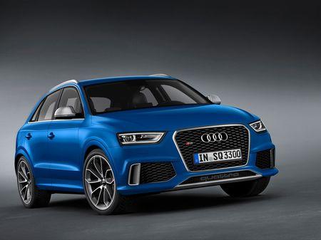 Audi зарядил кроссовер