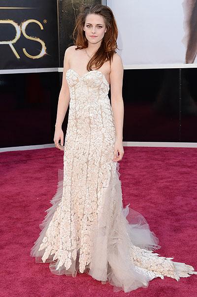 Кристен Стюарт на Оскаре