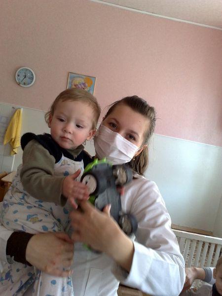 Работать с детьми   одновременно и тяжело, и приятно, - считает Катя Мельник.