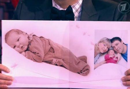 Шатунов показал фото дочки