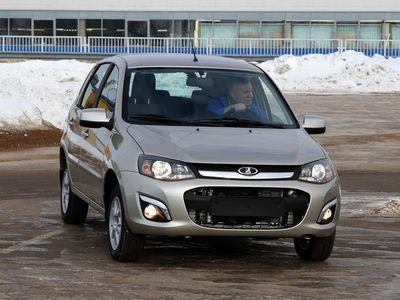 Новая Lada Kalina получит 3 мотора