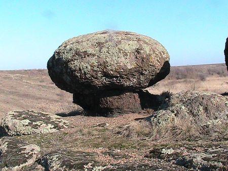 Сейд-гриб. Или яйцо... Что так, что этак - интересно.  Тем более что подобные культовые сооружения практически не изучены.