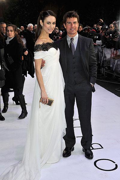 Круз и Куриленко на премьере в Лондоне