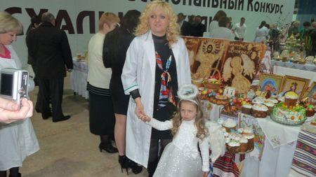 Наталья Острик с дочерью  Ксюшей поделились  универсальным рецептом  прабабушки Фёклы.