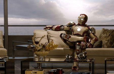 В третьей части кинокомиксов «Железный человек» получился менее супергеройским и более человеческим.