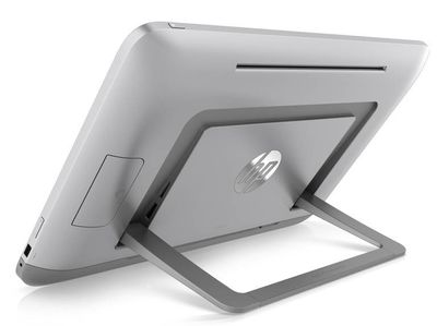 HP скрестила моноблок и планшет
